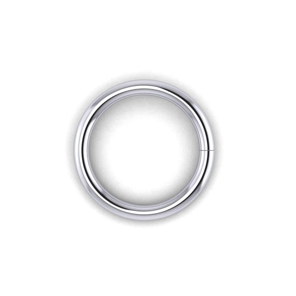 Continuous Nose Ring - BMG Body Jewellery