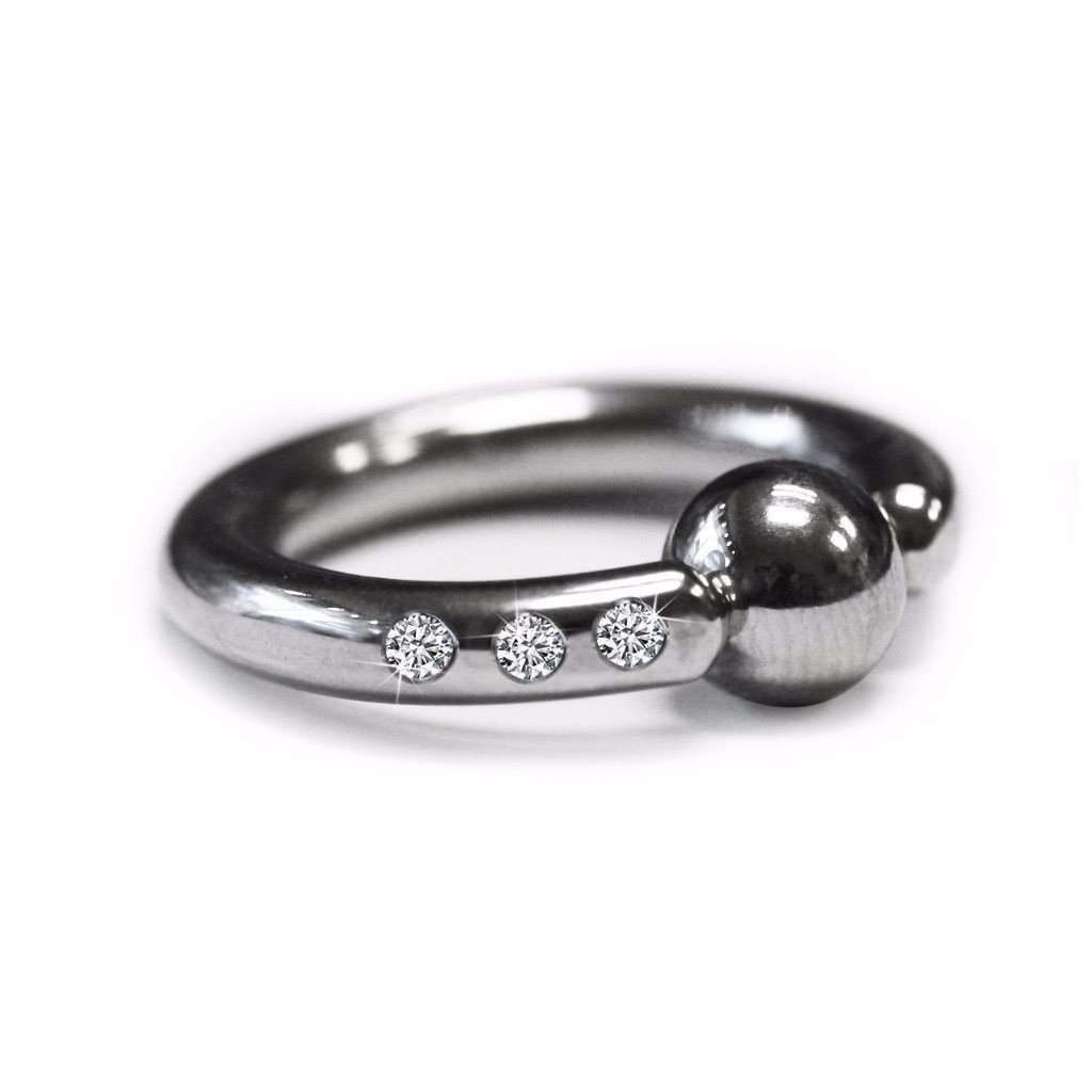 Ridgeback Male Genital Ring - Price on Application