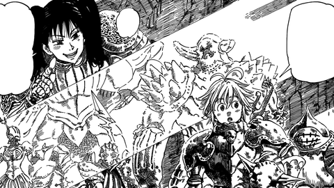 Seven Deadly Sins Great Holy Knight