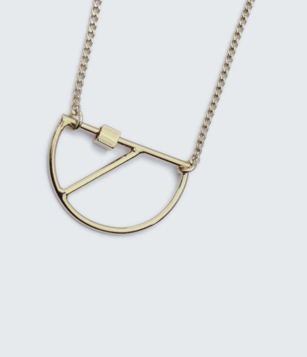 Collier mobile GEOMETRIC