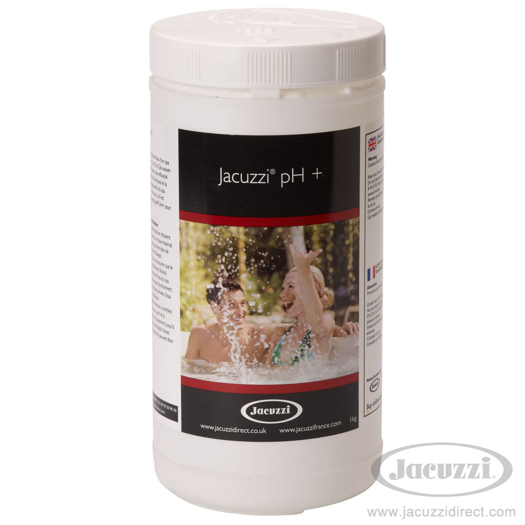 PH Plus pour augmenter le PH spa Jacuzzi®