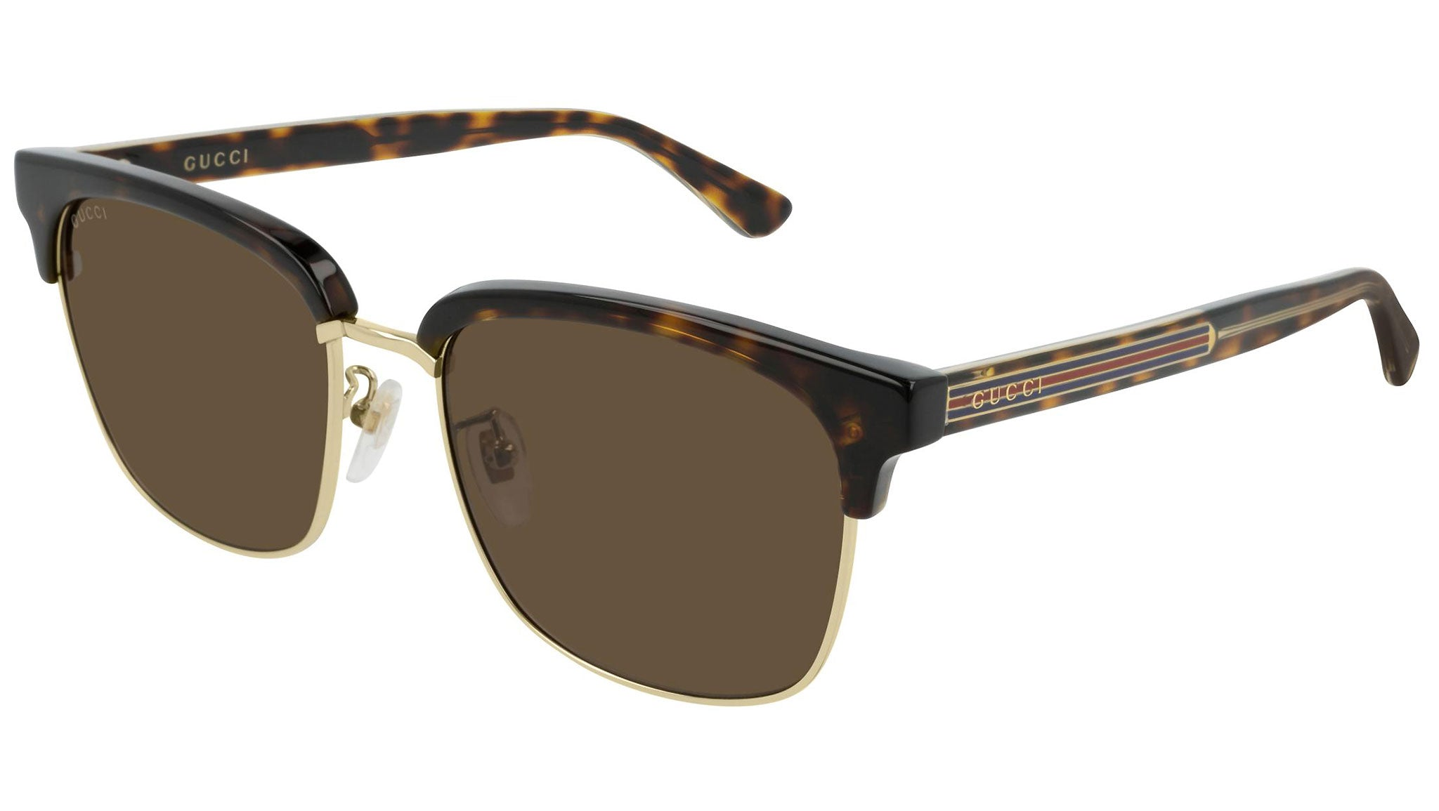 GG0382S dark havana and brown