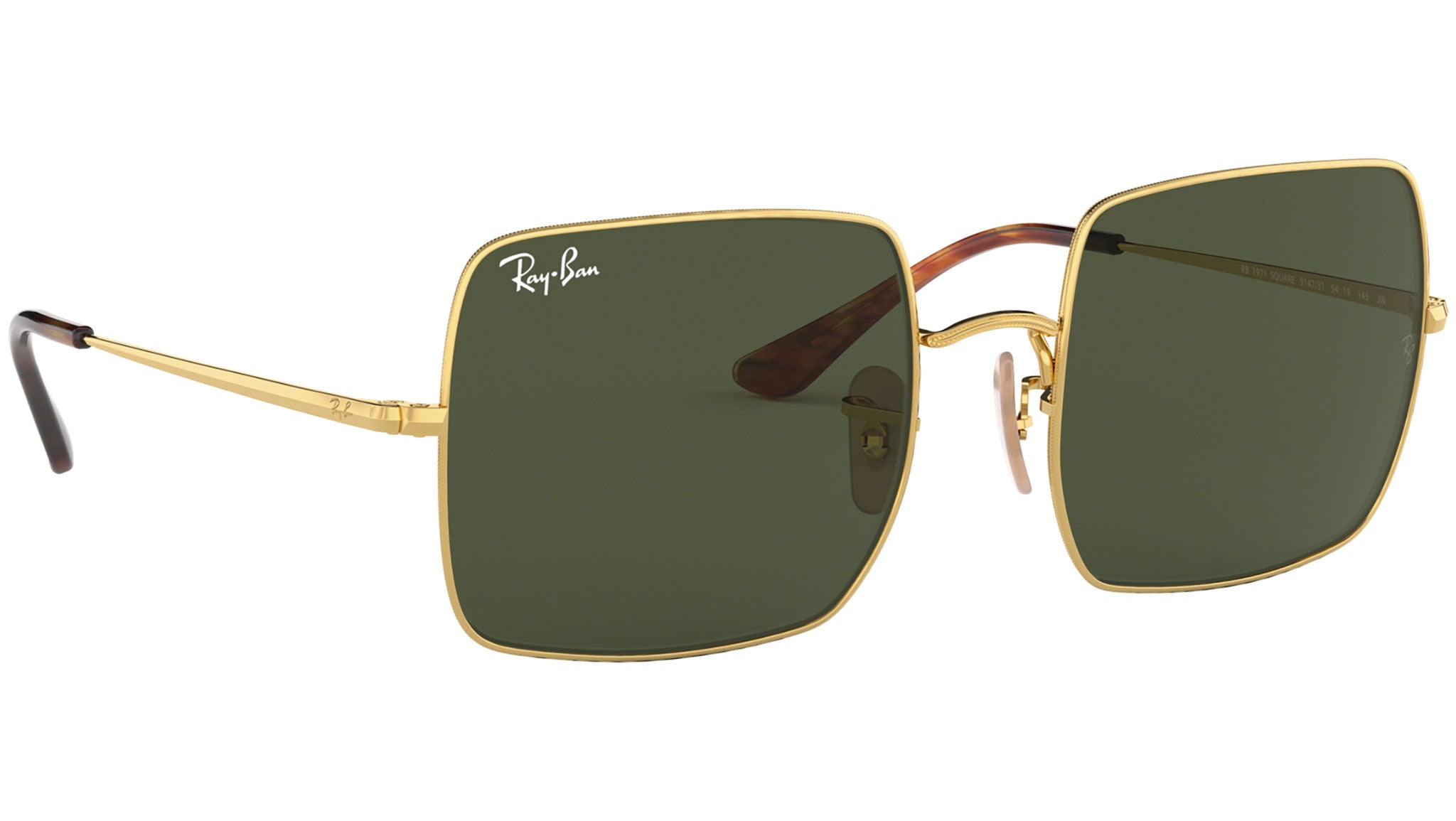 Square Classic RB1971 gold and green