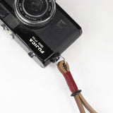 Gordy's Leather Camera Wrist Strap, Lug Attach