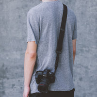 DSPTCH Heavy Camera Strap - Black