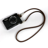 Gordy's Leather Camera Strap, Vertical Version