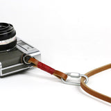 Gordy's Leather Sling Camera Strap, Lug Attach
