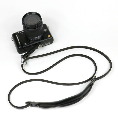 Gordy's Leather Sling Camera Strap, Screw Attach