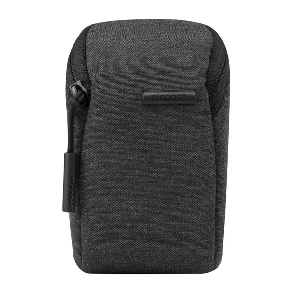 Incase Point and Shoot Pouch, Heathered Black