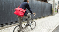 Nadowa Vélo Camera Bag, Red