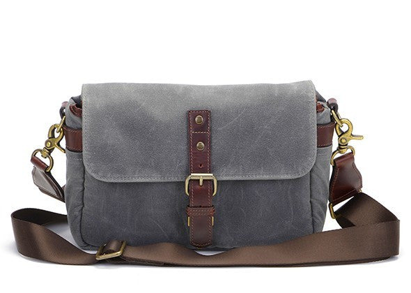 ONA The Bowery Camera Bag - Smoke