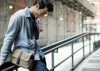 ONA The Bowery Camera Bag - Tan