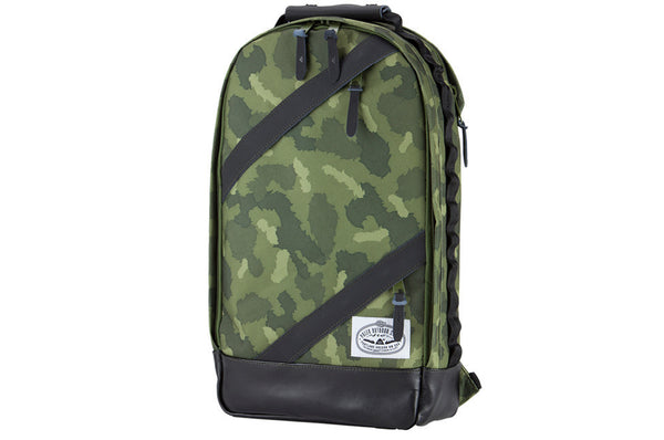 Poler Excusion Backpack Green Camo