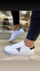 Guess Niamh Day Girl White Trainer