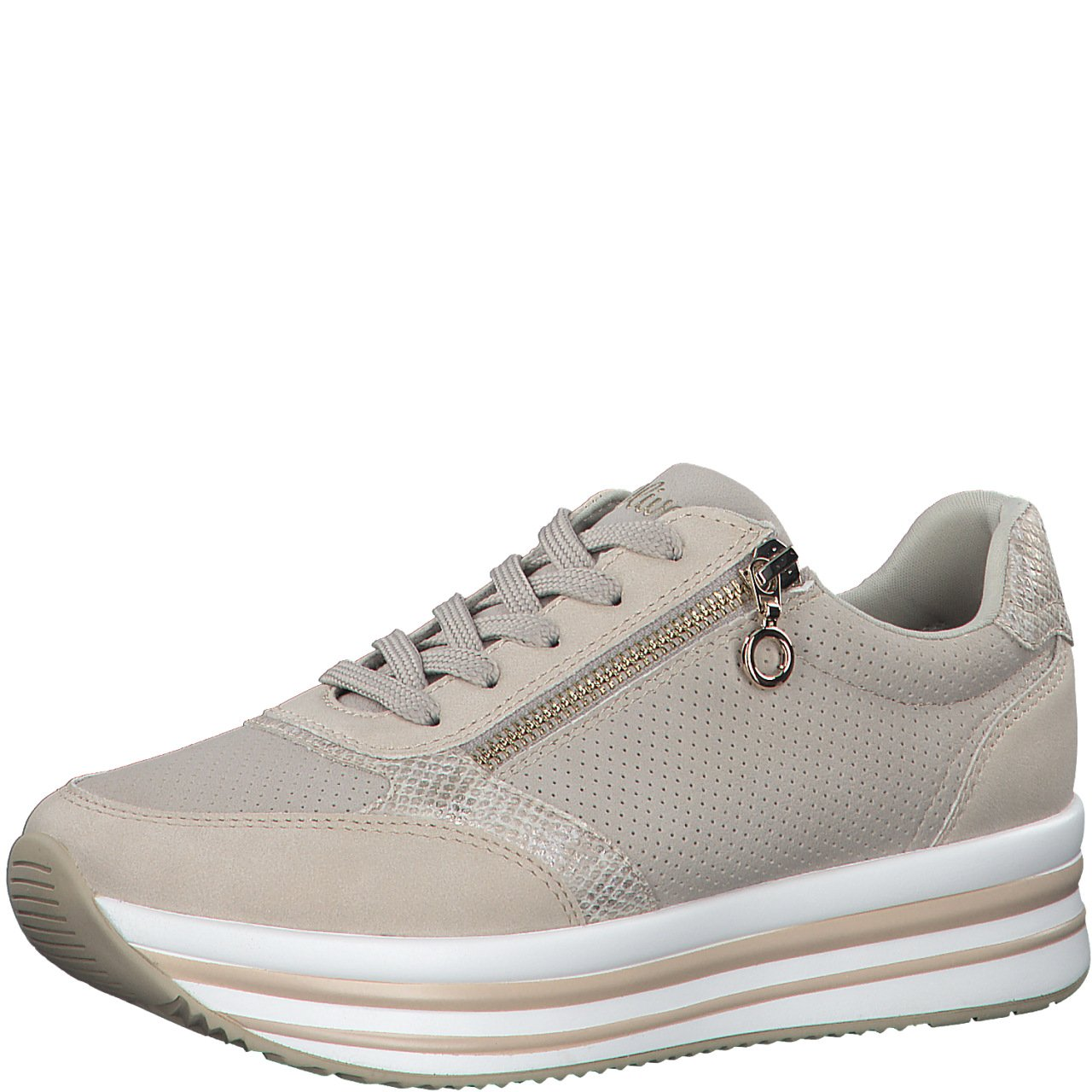 S Oliver Soft Foam High Trainer