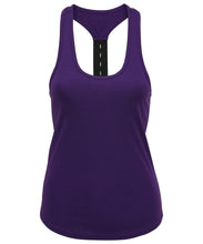 Load image into Gallery viewer, Women's performance strap back vest available in 9 colours