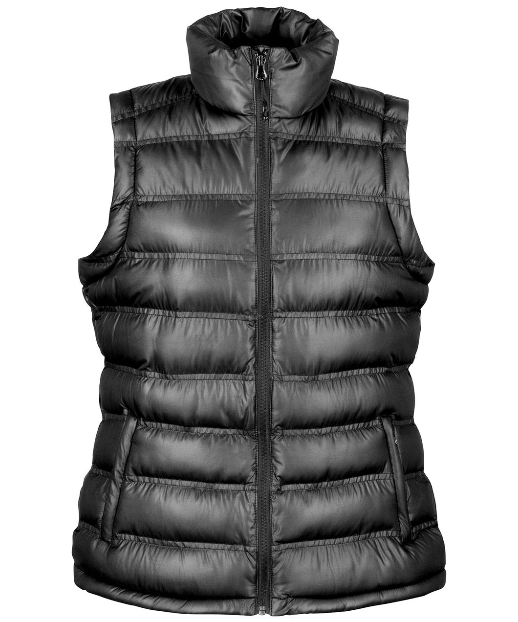 Women's ice bird padded gilet available in 5 colours