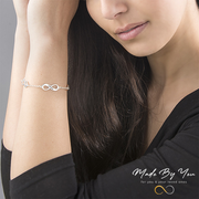 Multiple Infinity Bracelet - MADE-BY-YOU (JEWELRY)