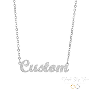 Frosted Necklace - MADE-BY-YOU (JEWELRY)