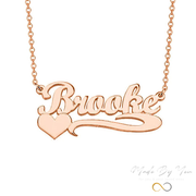 Special Love Name Necklace - MADE-BY-YOU (JEWELRY)