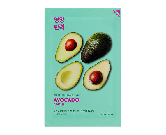 [Holika Holika] Pure Essence Mask Avocado