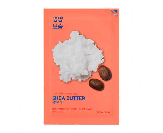 [Holika Holika] Pure Essence Mask Shea Butter