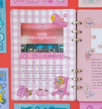 Lataa kuva Galleria-katseluun, Pink Sweet Lullaby Sticker Pack