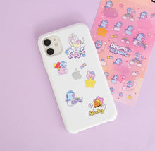 Lataa kuva Galleria-katseluun, BT21 Baby Dream Clear Sticker