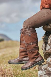 Dubarry Leather Boots Care Guide