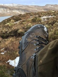 Deer Stalking in Scotland - What Boots to Wear
