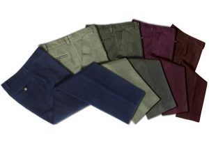 Men's Trousers and Chinos For Race Days