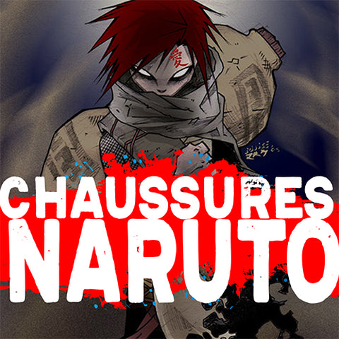 Collection Chaussures Naruto