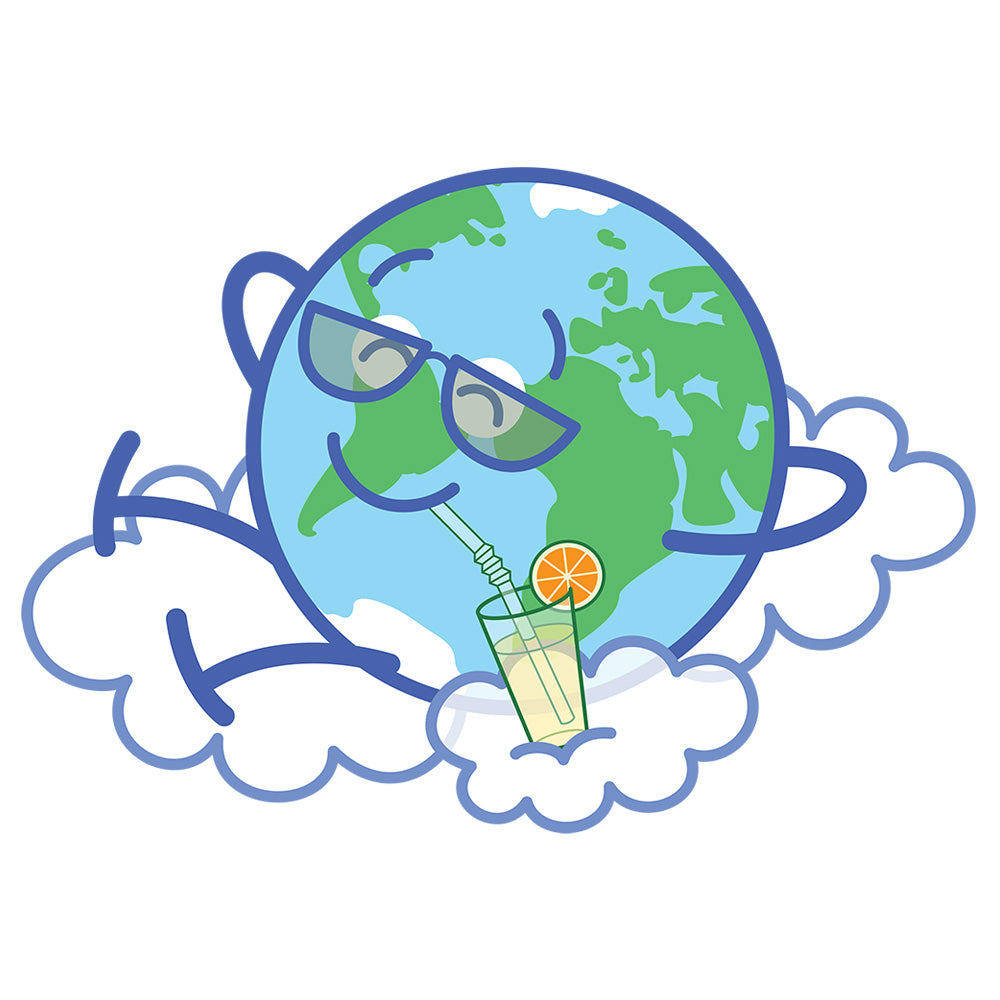 Cool Earth taking a break