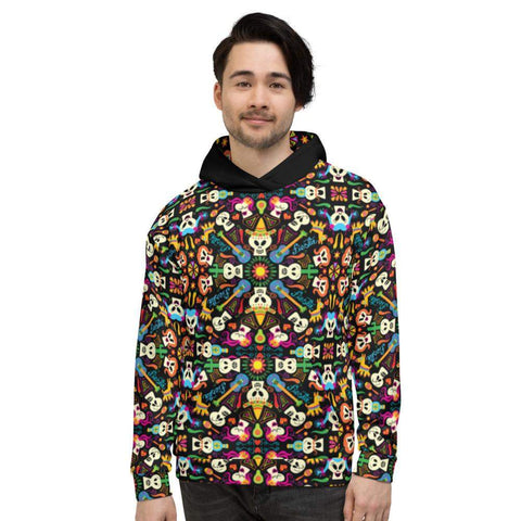 Day of the dead Mexican holiday Unisex Hoodie