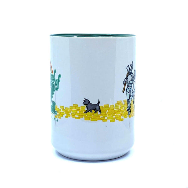 Land of Oz Coffee Mug