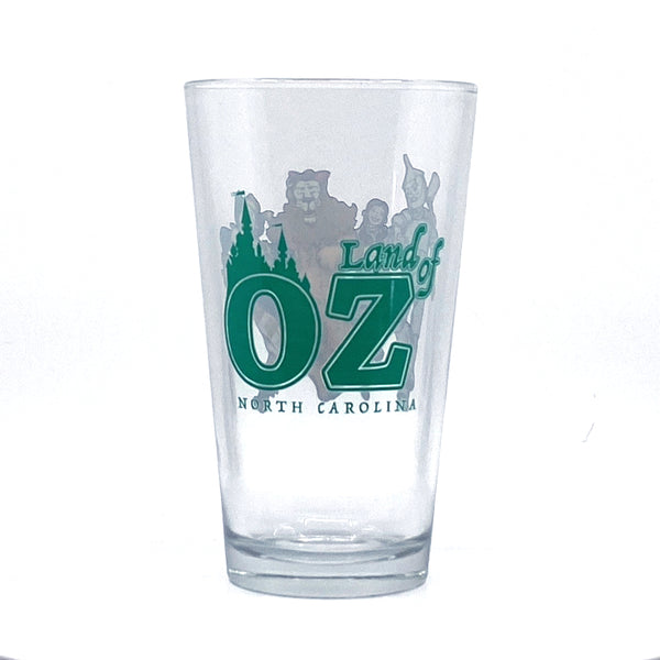 Land of Oz Pint Glass