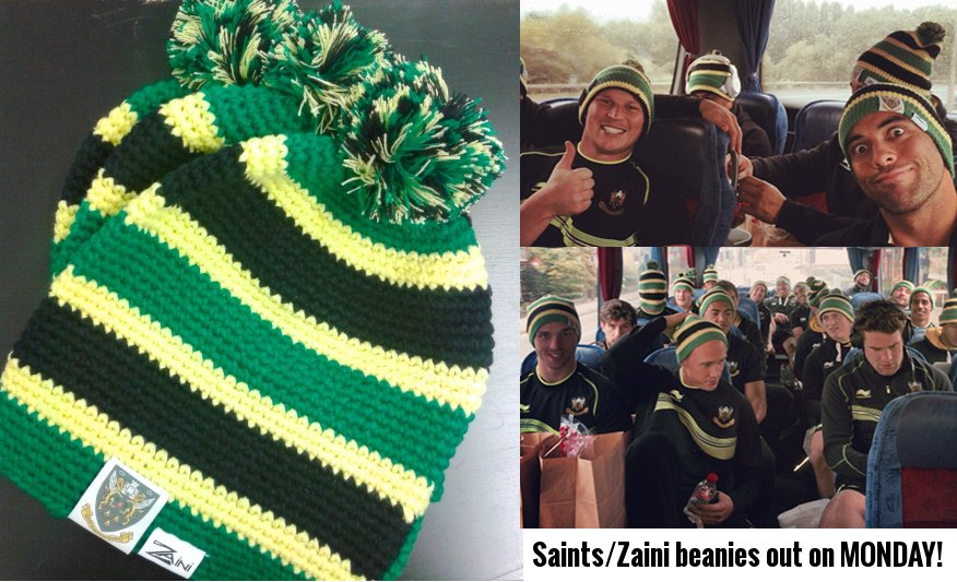 Saints Beanie hats