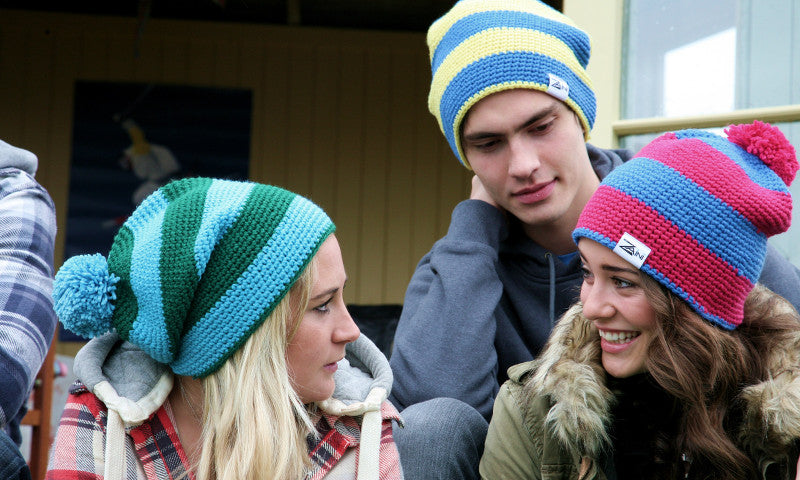 zaini beanie and bobble hats bright bobble hats uk