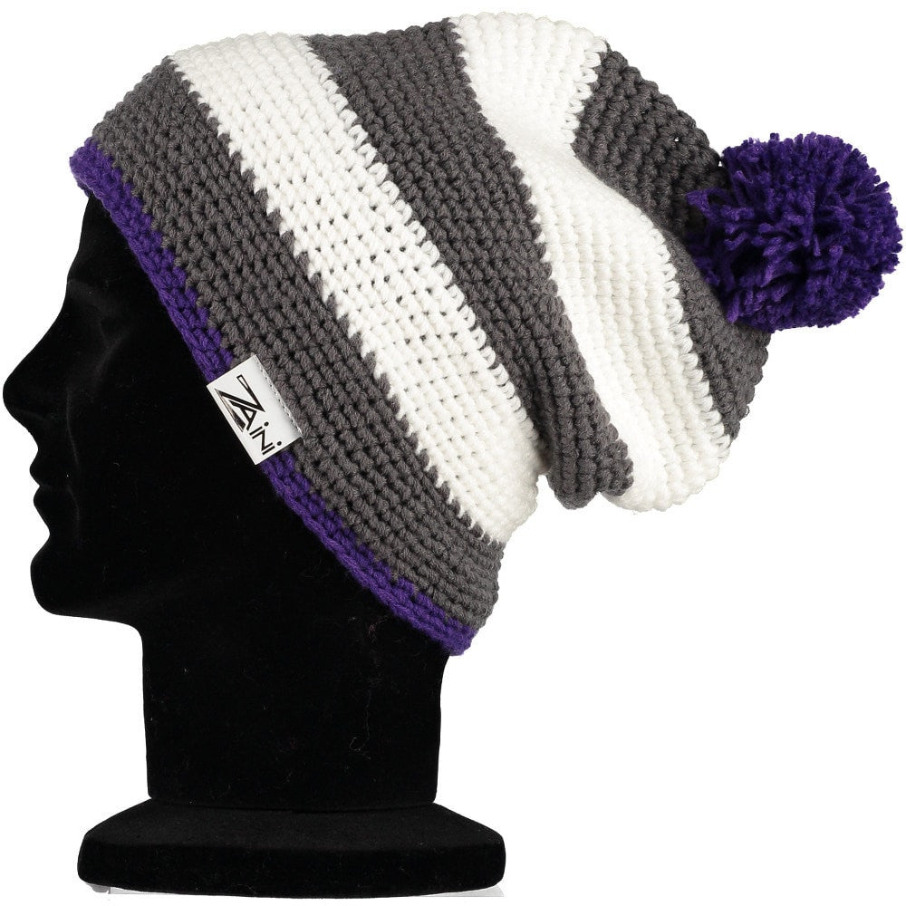 Dunoon 'Fleeced Lined' Beanie Bobble Hat