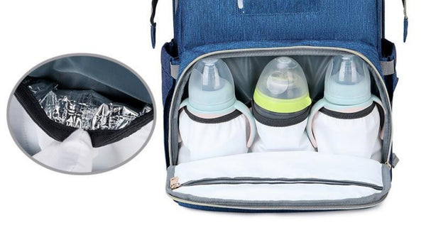 Insulated Baby Bottle Pockets