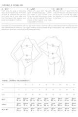 Learn How to Make A Corset Sewing Pattern