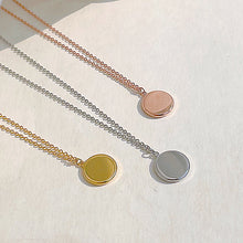 Load image into Gallery viewer, CLAVICLE CHAIN PROJECTION NECKLACE