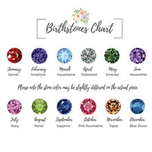 Load image into Gallery viewer, CUSTOM GARDEN BIRTHSTONE RING