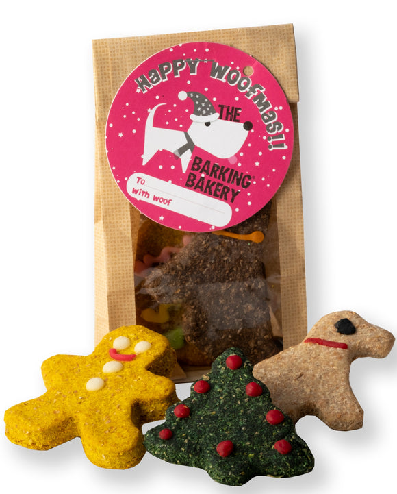 Yappy Woofmas Cheesey Biscuits (Limited Edition)