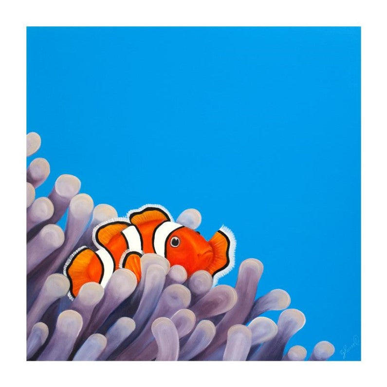 Coaster - Artwork - Clownfish