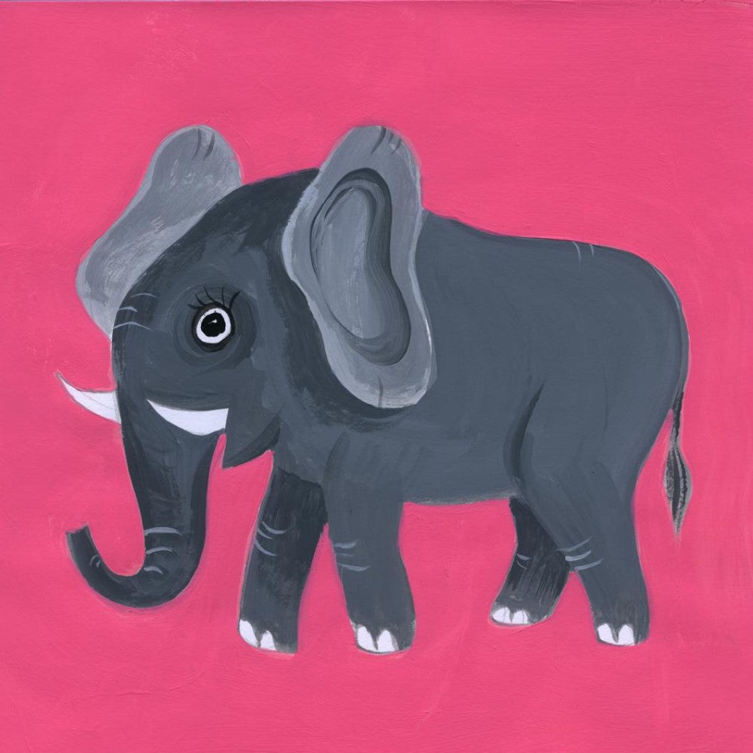 Coaster - Animals - Elephant