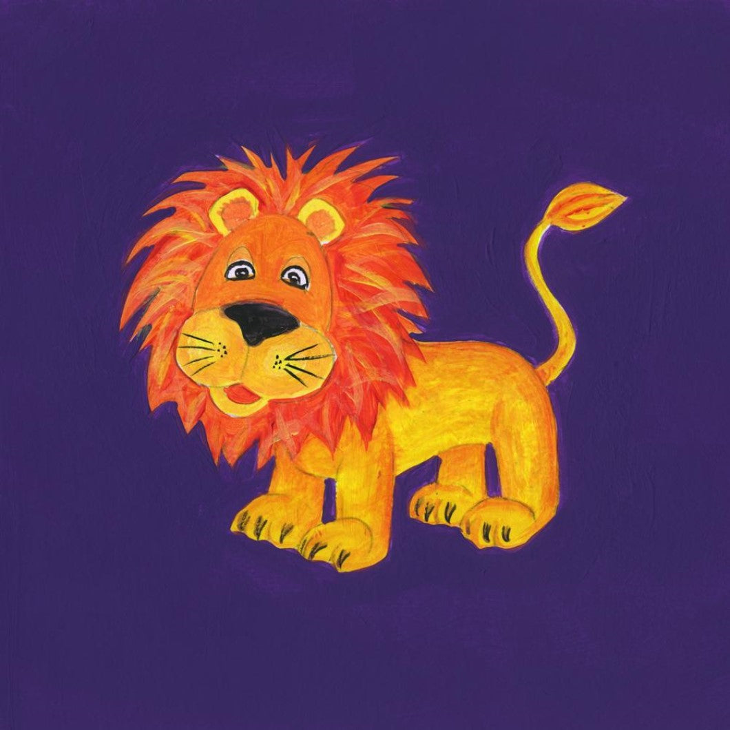 Coaster - Animals - Lion