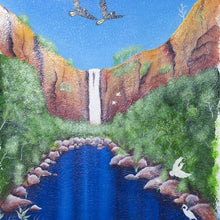 Load image into Gallery viewer, Painting - Kakadu