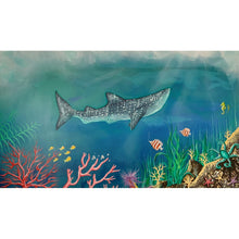 Load image into Gallery viewer, Painting - Whaleshark at Ningaloo Reef