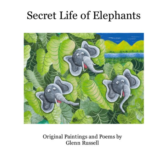 Book - Secret Life of Elephants